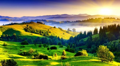 Bulgaria, Naturaleza
