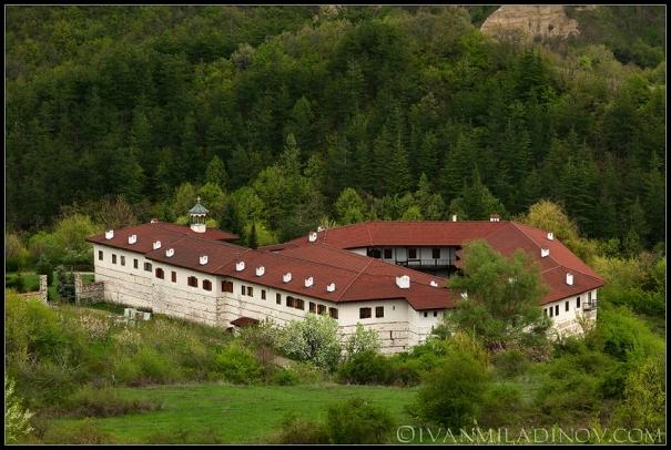 rojenski manastir