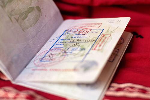documentos-para-viajar-visado