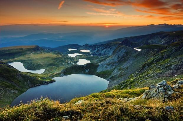 7 rilski ezera