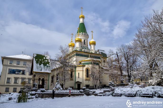 ruska curkva