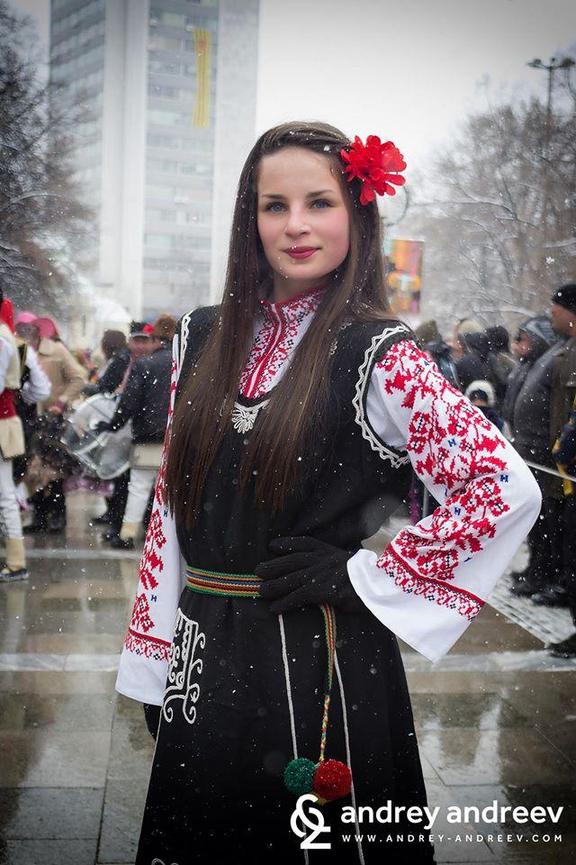 Andrey Andreev bulgaria kukeri